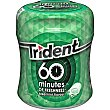 Chicles Hierbabuena 60 minutes 80 g Trident