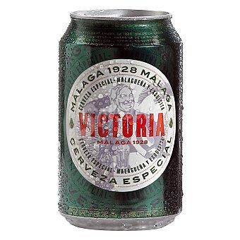 Victoria Cerveza Lata 33 cl