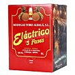 Vino D.O. Montilla-Moriles fino III Fases Electrico 5 l Eléctrico