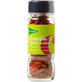 El Corte Inglés pimienta de cayena entera envase 11 g