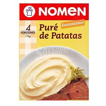 Nomen Pure patatas Paquete 115 gr