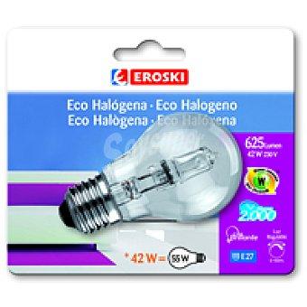 Eroski Eco Halo Standar 42w E27 Bl1