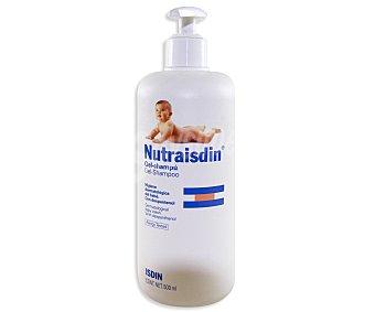 NUTRAISDIN Gel Champú dermatológico para bebé con dexpantenol 500 ml