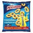 Caprichos de calamar a la romana  bolsa 600 g Pescanova