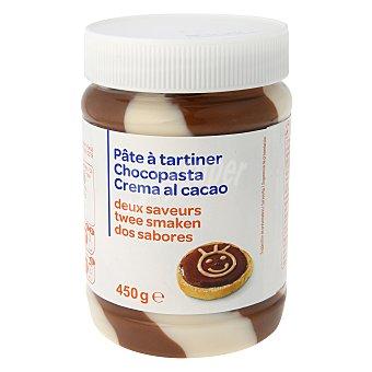 Crema de cacao y leche con avellanas Producto blanco 450 g