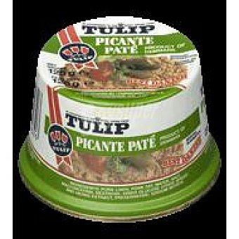 Tulip Pasta hígado picante 125 G 125 g