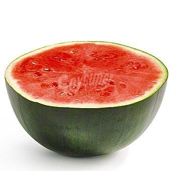 Don melon Sandía media pieza peso aproximado 2 kg