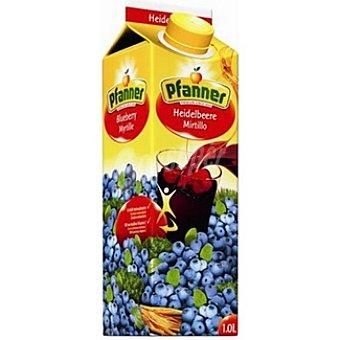PFANNER Blueberry Zumo de arándanos negros Envase 1 l