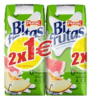 Bifrutas Zumo Ibiza Pack de 2x33 cl