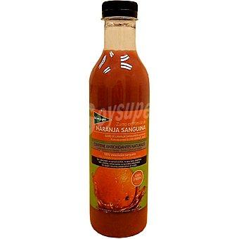 El Corte Inglés Zumo exprimido de naranja sanguina Botella 750 ml