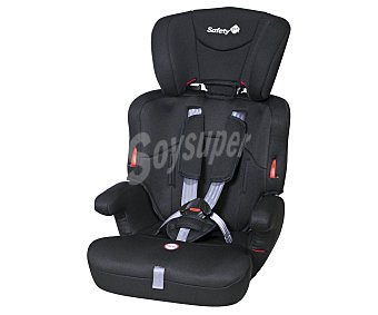 Safety first Silla de auto para grupos 1/2/3, negro ever safe