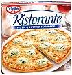 Pizza cuatro quesos mozzarella edamer emmental y queso azul  Estuche 340 g Ristorante Dr. Oetker
