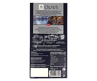 Olav's Solomillo de salmón ahumado,, 150 gramos