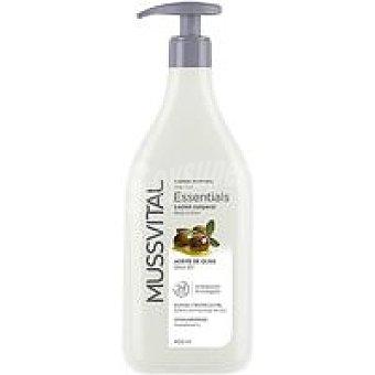 Mussvital Essentials Loción de oliva Dosificador 400 ml