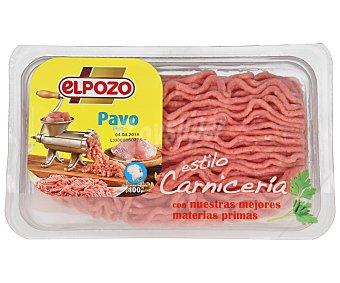 ElPozo Carne picada pavo  400 g