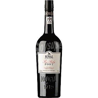 NOVAL Fine Ruby Port vino de Oporto botella 75 cl botella 75 cl