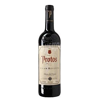 Protos Vino tinto gran reserva con D.O. Ribera del Duero Botella de 75 centilitros