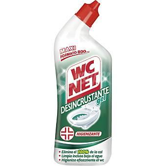WC NET Gel Limpiador WC Desincrustante 800 Mililitros