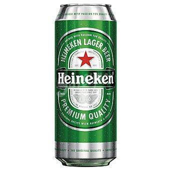 Heineken Cerveza Lata 50 cl