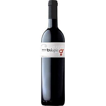 BILOGIA Vino tinto Monastrell tempranillo D.O. Valencia Botella 75 cl
