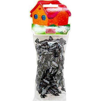 Santos Ronchitos caramelos de cacahuete bañados en cacao Bolsa 150 g