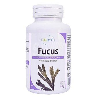 Sanon Fucus comprimidos Sanon 200 ud