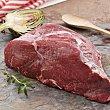 Buey cadera en filetes (empanar) o pieza para asar 100 gramos Valles del esla