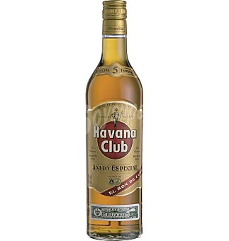 Havana Club Ron 5 años Botella 70 cl