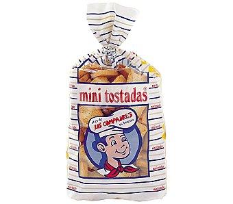Los Compadres Mini tostadas 300 g