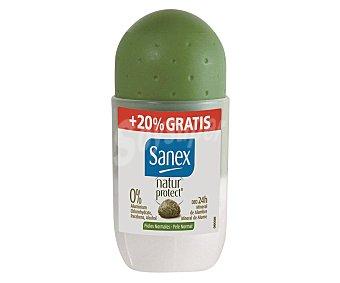 Sanex Desodorante Natural Protect 45 ml