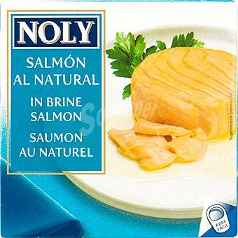 NOLY salmón al natural lata 73 g neto escurrido