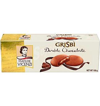 Grisbi Galletas rellenas de chocolate 150 g