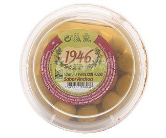 1946 Aceitunas verde con hueso sabor anchoa 200 g