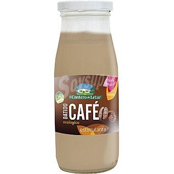 El Cantero de Letur Batido de café estimulante ecológico Botella 250 ml