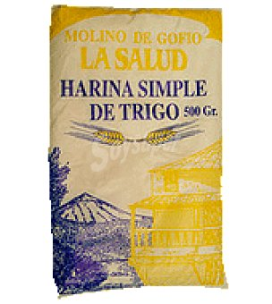 Molino La Salud Harina simple 500 g