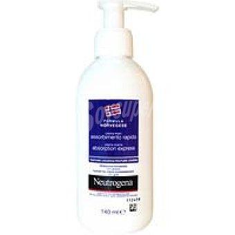 Neutrogena Crema de manos rápida absorción Tubo de 140 ml