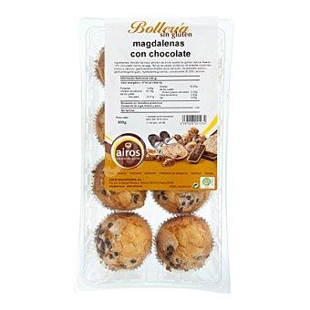 Airos Magdalenas chocolate - Sin Gluten 300 g