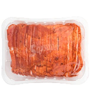 Escalopín de cerdo Bandeja de 300 g