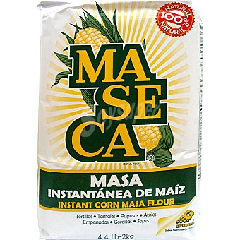 MASECA Harina de maíz Paquete 2 kg