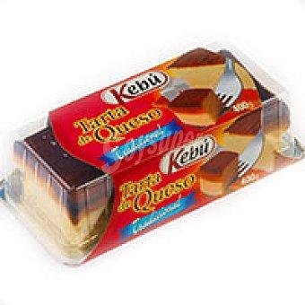 Kebú Tarta de queso Tarrina 400 g