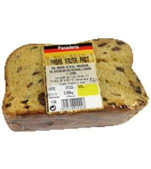 Pan de Pasas y Frutas 1 unidad de 300 gr.