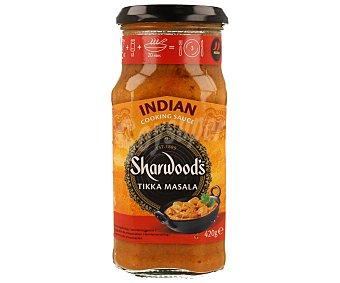 Sharwood's Salsa tikka masala  Bote de 420 g