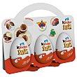 Joy huevo sorpresa chocolate 3 x 60 g Kinder