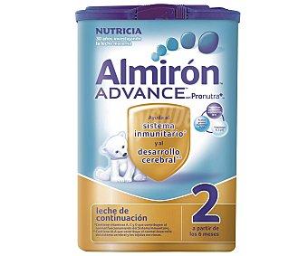 Almirón Nutricia Leche 2 continuación Advance 800 g
