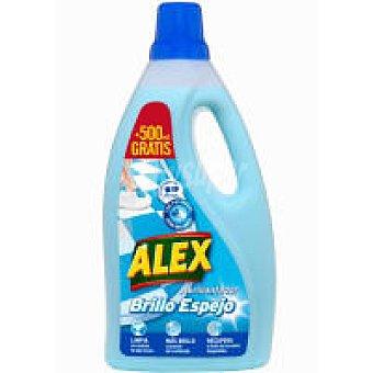 Alex Arillantador para parquet Botella 1,5 litros
