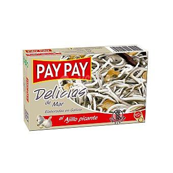 PAY PAY Delicias del mar al ajillo picantes 50 gramos