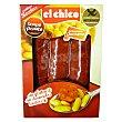 Chorizo y morcilla asturianos toque picante sin gluten 250 g El Chico