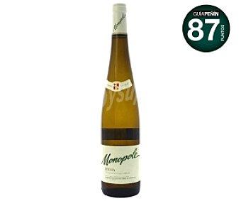 Monopole Vino Blanco Rioja Botella 75 cl