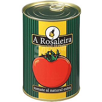 A Rosaleira Tomate natural extra Lata 310 g neto escurrido