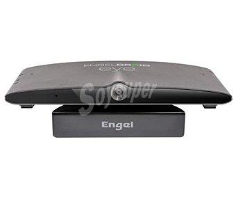 Engel EN1005 Receptor navegador Wifi, Ethernet, Buetooth, usb, Web cam, hdmi, lector de tarjetas SD.